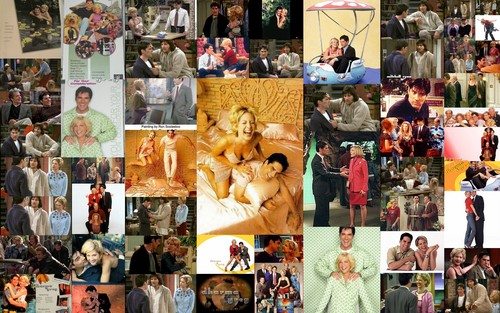 Dharma & Greg collage