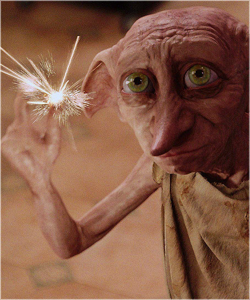 dobby harry potter and deathly hallows. Dobbylt;3
