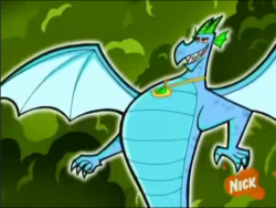 Dora (Dragon Form)