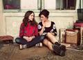 Ellen Page & Alia Shawkat