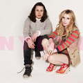 Emma Roberts & Rory Culkin in Nylon May 2011