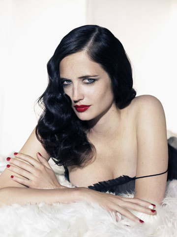 Eva Green, Witchy Woman