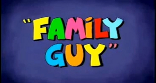 Family Guy's Original Logo