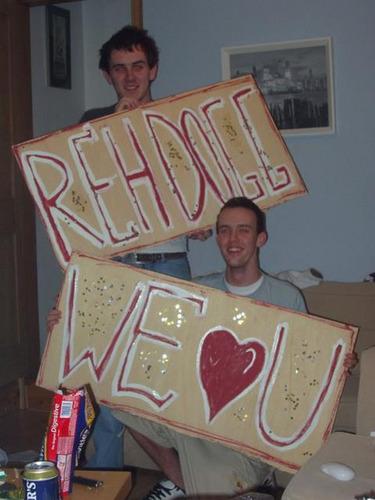 Fans of Reh Dogg
