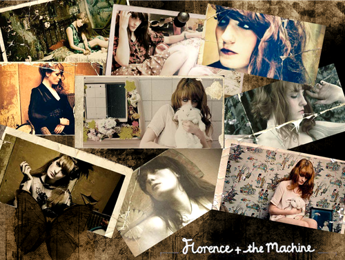 Florence + The Machine Hintergrund probably containing Anime entitled Flo memories