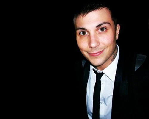 Frank Iero wallpaper containing a business suit entitled Frankie!