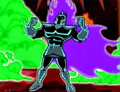 Danny Phantom hình nền entitled Fright Knight