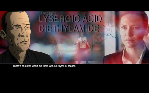 Fringe Season 3 Lysergic Acid Diethylamide