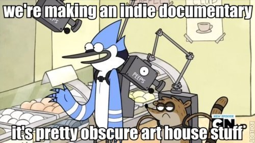 Funny Pic - regular-show Photo Regular Show Funny Meme