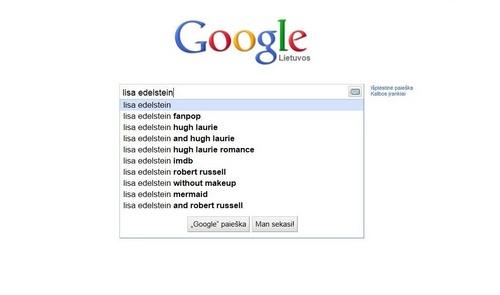 Google Lisa E :DD