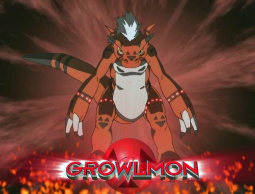 Growlmon