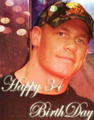 Happy Birthday John Cena - john-cena fan art