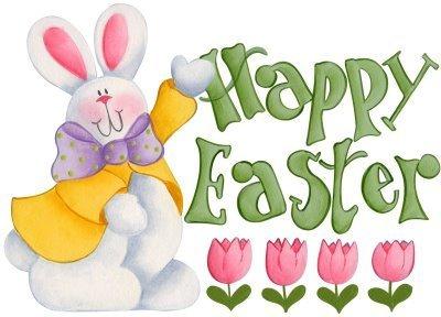 Happy Easter, Berni!