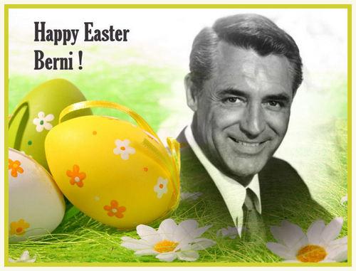Happy Easter Berni :)