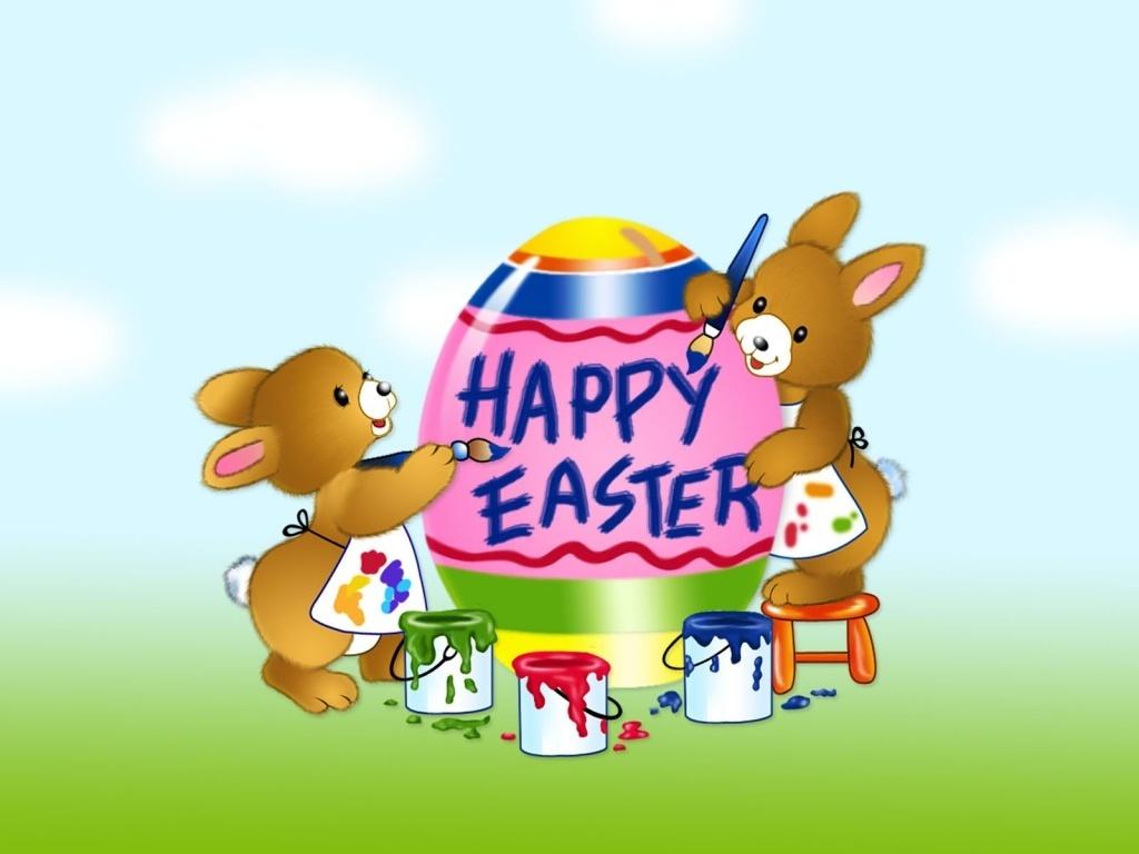 Happy Easter Rachel xx