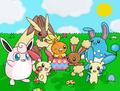 Happy Easter! - easter fan art