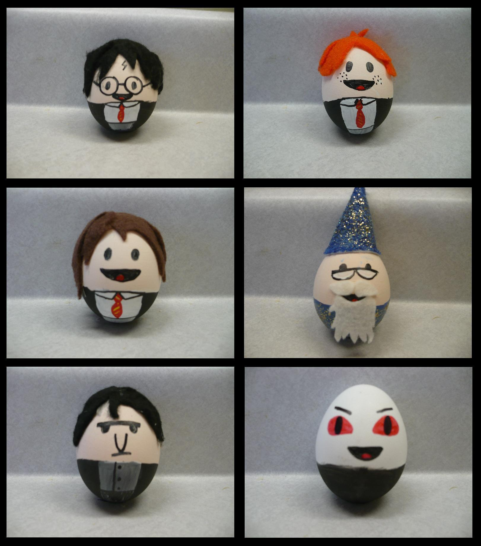 Harry Potter Book Easter Eggs : Nerd alert geeky easter eggs from game of thrones to