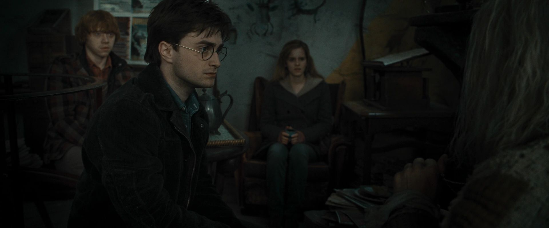 Harry Potter And The Deathly Hallows Part 1 (BluRay