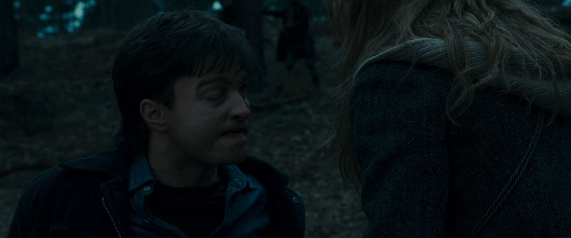 Emma Watson In Harry Potter And The Deathly Hallows Part 2