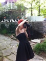 Hayley At Her Dad's Wedding - hayley-williams photo