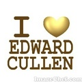 I love edward cullen - make-your-own-twilight-story fan art