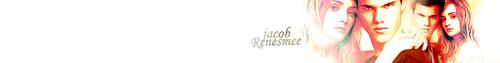 Jacob & Renesmee Banner.