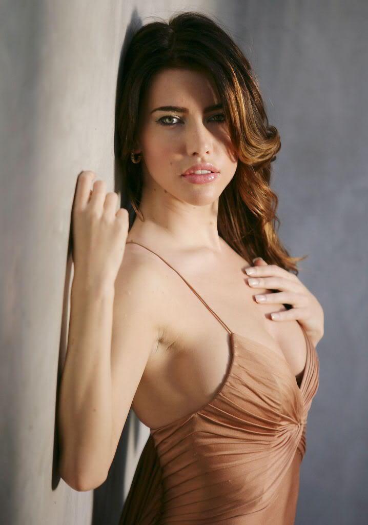 Actress Karla Mosley Bikini