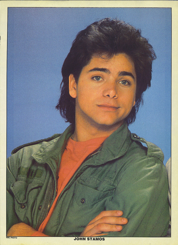 John Stamos wallpaper probably containing a portrait called John Stamos