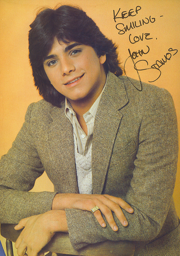 John Stamos wallpaper with a business suit titled John Stamos