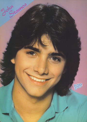 John Stamos wallpaper possibly with a portrait titled John Stamos