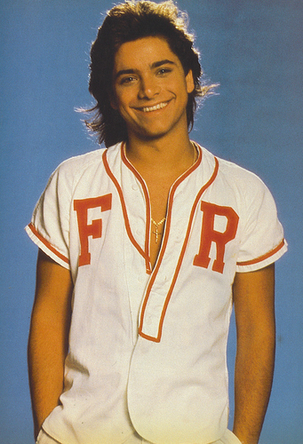 John Stamos wallpaper probably containing a jersey called John Stamos