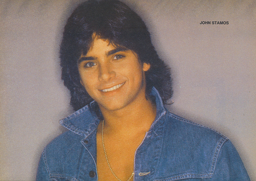 John Stamos wallpaper probably containing a portrait titled John Stamos