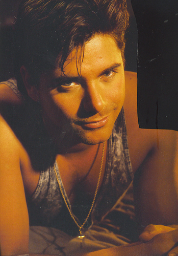 John Stamos wallpaper possibly with a cleaver entitled John Stamos