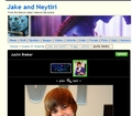 Justin Bieber is everywhere - fanpop screencap
