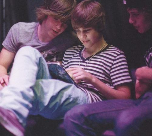 Justin (old pics)