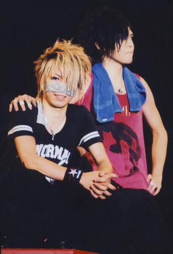 Kai and Reita