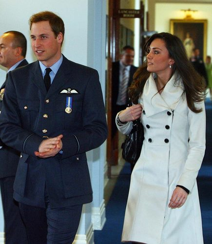 Kate with Prince William