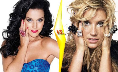 Katy vs ke$ha