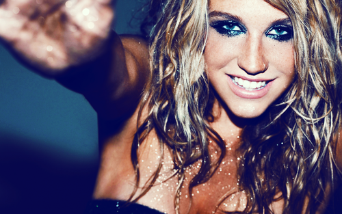 Ke$ha wallpaper possibly with a portrait called Kesha 4 ever
