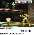 Kirby was caught!!! - super-smash-bros-brawl photo