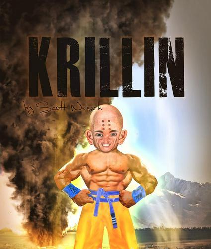 Krillin in real life