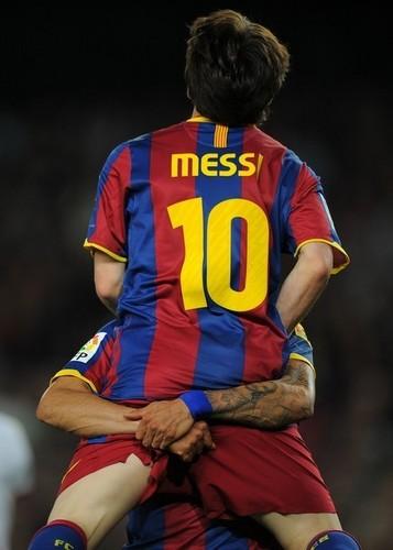 Lionel Messi [FC Barcelona - CA Osasuna]