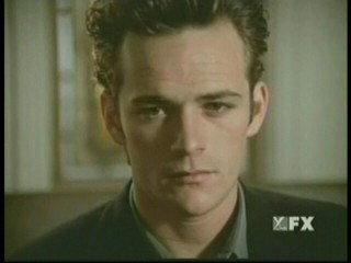 Hottest Actors wallpaper containing a portrait called Luke Perry