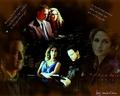 Mac Taylor & Stella Bonasera // CSI NY