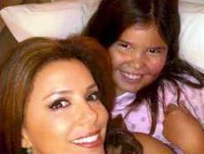 Maddie and Auntie Eva :)