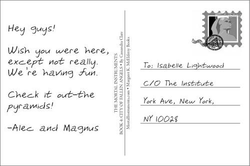 Magnus & Alec's Postcards