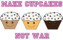Make Cupcakes, Not War