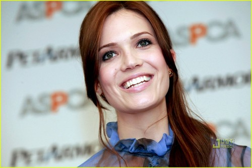 Mandy Moore: Protect Your Pets!