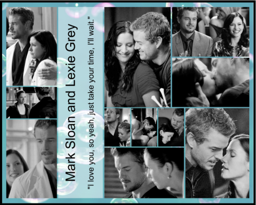 Mark and Lexie