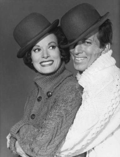 Maureen O'Hara & Andy Williams